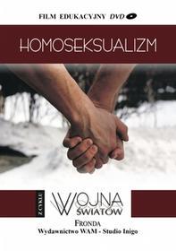 WAM Wojna światów. Homoseksualizm, DVD Grzegorz Górny