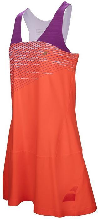 924c5cd3e1 Babolat Performance Racerback Dress Women - fluo strike 2WS17092-201 –  ceny