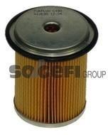 PURFLUX Filtr paliwa C489