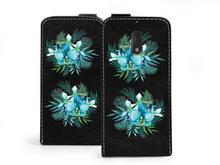 Nokia etuo Flip Fantastic - 6 - etui na telefon Flip Fantastic - turkusowa orchidea