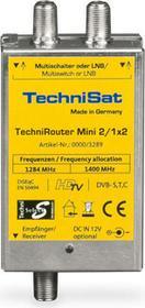 Technisat Tech TechniRouter Mini 2/1x2 - 0000/3289