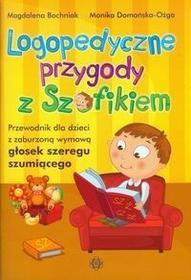 Harmonia Logopedyczne przygody z Szafikiem - Magdalena Bochniak, Monika Domańska-Ożga