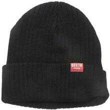 Brixton Beanie Hoover Black One Size brimbeahoo 315-00246-0100