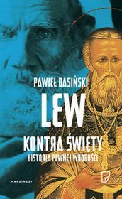 Marginesy Lew kontra święty - Pawieł Basiński