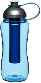 Sagaform Butelka z wkładem na lód 0,52 l Picnic niebieska SF-5016294