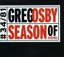 Greg Osby Season of Reneval