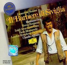 Il Barbiere di Siviglia Luigi Alva Ambrosian Opera Chorus Teresa Berganza