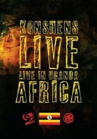 Konshens Live in Uganda Africa DVD) Konshens