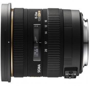 Sigma 10-20mm f/3.5 EX DC HSM Nikon