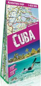 ExpressMap Kuba (Cuba). Mapa samochodowo-turystyczna laminowana 1:650 000 praca zbiorowa