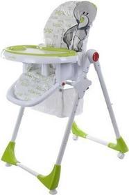 Sun Baby Krzesełko do karmienia Comfort Lux zielone BCH202C/Z BCH202C/Z