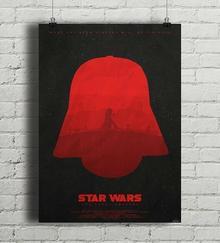 Star Wars - Darkness - Przebudzenie Mocy plakat