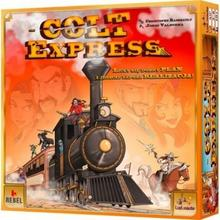 Rebel Colt Express edycja polska