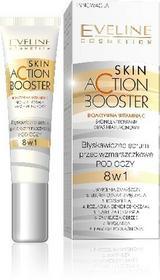 Eveline Skin Action Booster Serum przeciwzmarszczkowe pod oczy 8w1 15ml