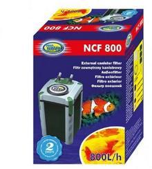 Aqua Nova Filtr zewnętrzny do akwarium NCF 600l/h