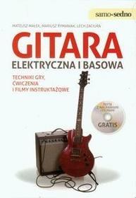 Edgard Gitara elektryczna i basowa - Lech Zaciura, Mateusz Małek, Mariusz Rymaniak