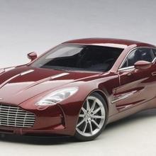 Autoart Aston Martin One-77 diavolo red