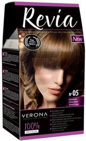 Verona Revia Farba do włosów Ciemny Blond nr 05