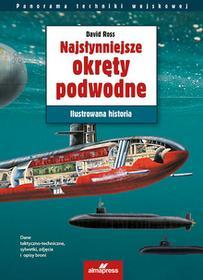Ross David Najsłynniejsze okręty podwodne / wysyłka w 24h