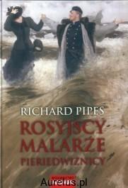 Magnum ROSYJSCY MALARZE Richard Pipes 9788389656452