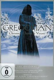 Gregorian Christmas Chants & Vision Box) 2 DVD)