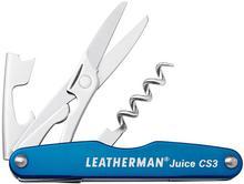 Leatherman Multitool Juice CS3 Columbia Blue 832370) 832370