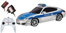 Carrera RC On Road - Pol ice Porsche 911