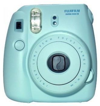 Fuji Instax Mini 8 niebieski