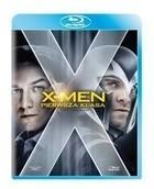 X-Men Pierwsza klasa Blu-Ray