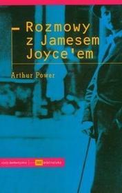 Power Arthur Rozmowy z Jamesem Joyceem / wysyłka w 24h