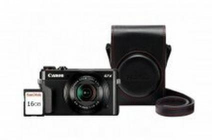 CanonPowerShot G7 X Mark II Premium Kit