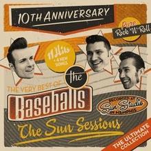 The Sun Sessions CD) The Baseballs