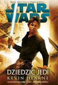 Uroboros / GW Foksal Star Wars. Dziedzic Jedi - KEVIN HEARNE