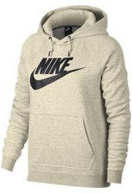 f33247731e8 -27% Nike Damska bluza z kapturem Sportswear Rally - Kremowy 930913-258