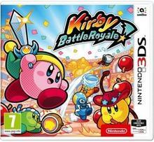 Nintendo Gra 3DS Kirby: Battle Royale. BLACK FRIDAY. Od 24 do 26 listopada. Sprawdź!