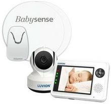 BabySense Luvion Essential z monitorem oddechu Babysesne 7 8109