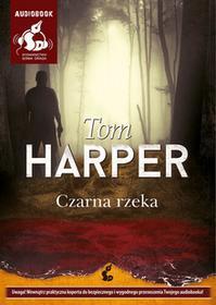 Sonia Draga Czarna rzeka (audiobook CD) - Tom Harper, Tom Harper