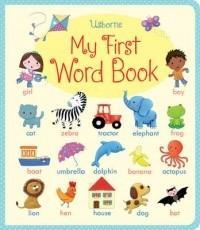 Usborne My First Word Book - Brooks Felicity