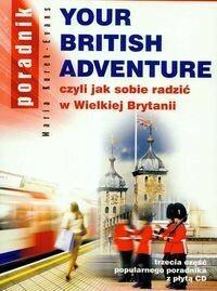 Your british adventury czyli jak sobie radzić w wielkiej brytanii część 3 + cd - dostępny od ręki, wysyłka od 2,99