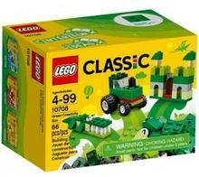 LEGO Classic Zielony zestaw kreatywny 10708