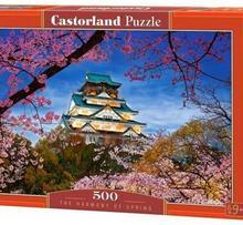 Castorland 500 Elementów, Harmonia wiosny WZCSTT0UI052394