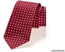Krawat REUS bordo