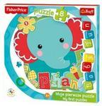 Trefl Puzzle 8 el. Baby Fun - Słonik