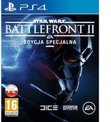 Star Wars: Battlefront II Edycja Specjalna PS4