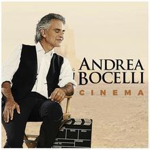 Cinema Deluxe Edition CD Andrea Bocelli