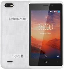 Kruger&Matz Move 6 mini 8GB Dual Sim Biały