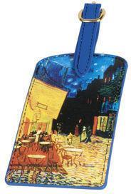 "Van Gogh Cafe de Nuit"" zawieszka na bagaż"