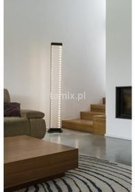 Spotline Lampa podłogowa TWILIGHT LED czarna 157000