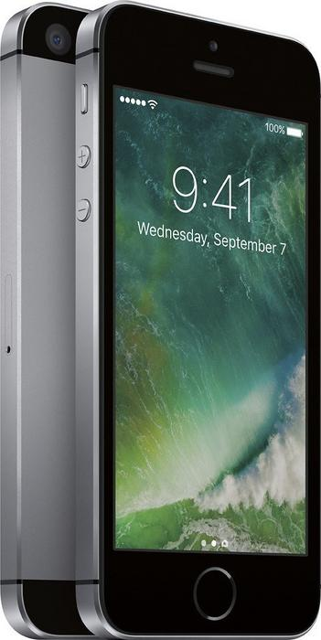 Apple iPhone SE 16GB gwiezdna szarość