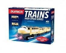 Dumel City train 3 elementy